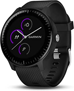 Garmin Vivoactive 3 GPS Smart Watch with Music Storage (Black)