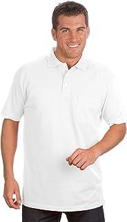 63285c17a Quality Camisetas Manga Corta Polo con Bolsillo en el Pecho, Tallas S – 8 x  l