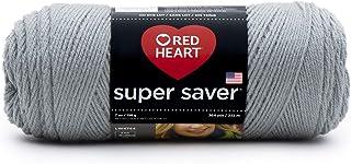 Red Heart Super Saver Yarn Dusty Gray E300-340