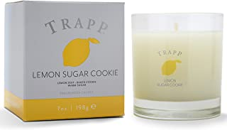 Trapp Seasonal Collection 7oz Poured Scented Candle, Lemon Sugar Cookie