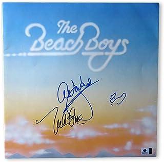 The Beach Boys Autographed Concert Program Brian Wilson Love Jardine GV907551