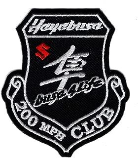 hayabusa motorcycle jacket