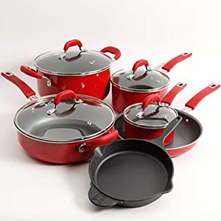 pioneer woman hard anodized cookware