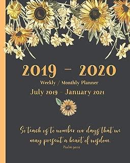 free christian planner