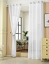 Suchergebnis auf Amazon.de für: gardinen wohnzimmer modern weiss