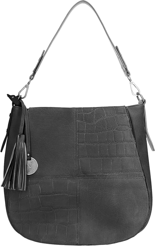 44f8ab4217380 Suri Frey Sydney Handtasche mit mit mit  Uuml berschlag NO.2 B075DTWFKZ  Elegante und robuste Verpackung 1314cb