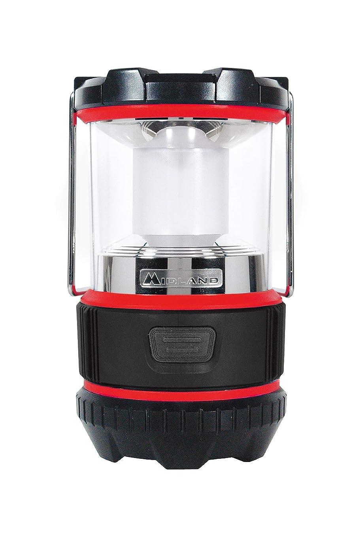 ナサニエル区航海比類なきMIDLAND 高輝度 LED ランタン CREE LED使用 2モード切替 軽量 電池式 防災 アウトドア
