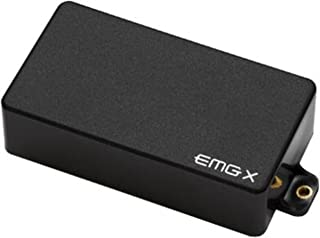 EMG 60-X Active Humbucker Pickups, Black
