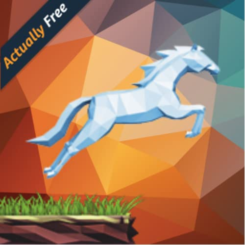 Princess Unicorn Dash Runner, [An amazing Horse Running Game]