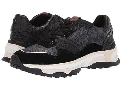 COACH C143 Runner (Black) Men
