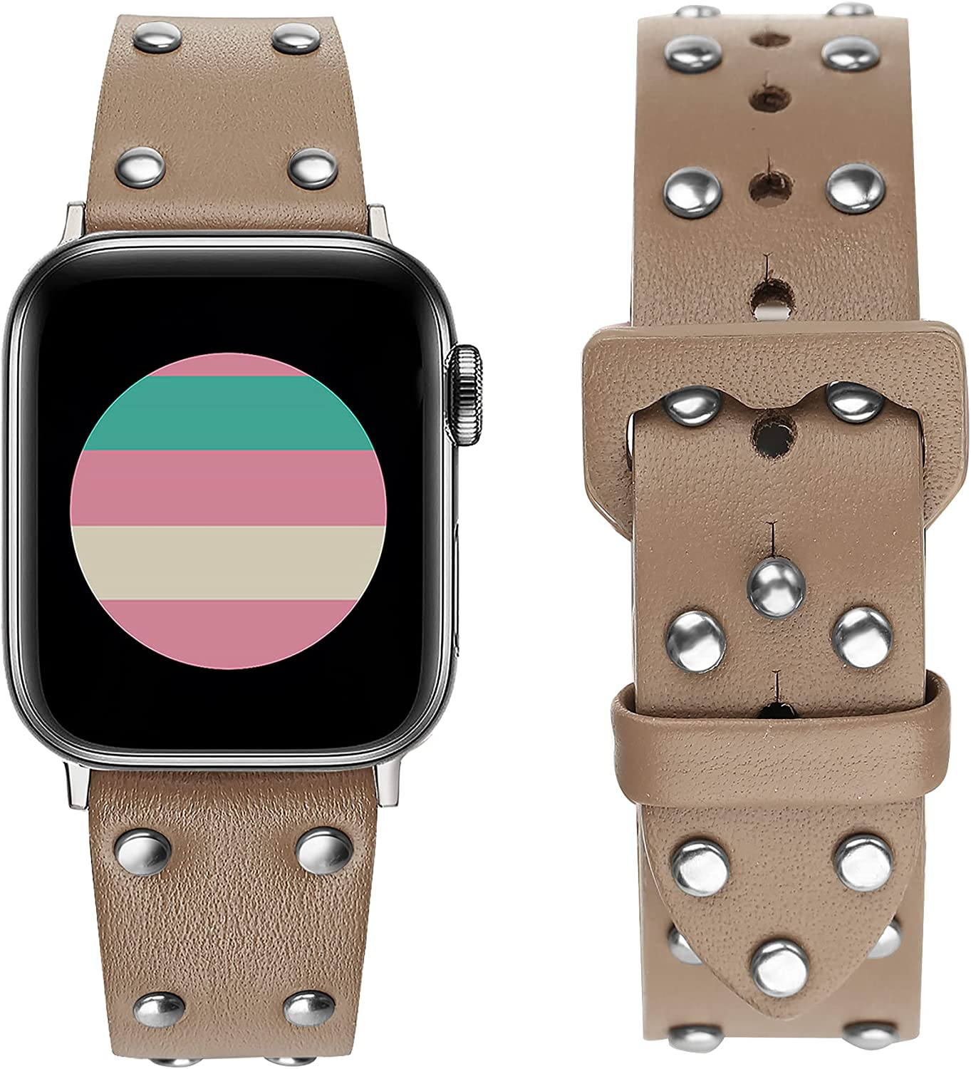 Updated 2021 – Top 10 Secbolt Leather Apple Watch Band