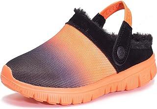 KVbabby Zuecos Niños Sandalias Respirable Malla Chanclas Zapatillas de Playa Resbalón en Jardín Zapatos Mulas