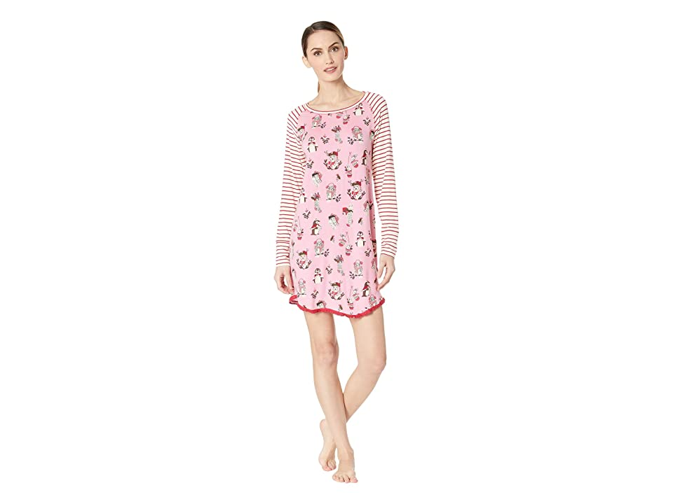 Hatley Nighty Nightdress (Pink) Women