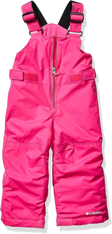 Columbia Baby-Girls Snowslope Ii Bib Snowpant Snow Pants