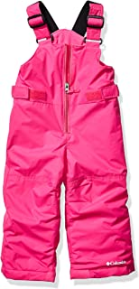 Columbia Unisex-Child SnowslopeTM Ii Bib Snow Pants