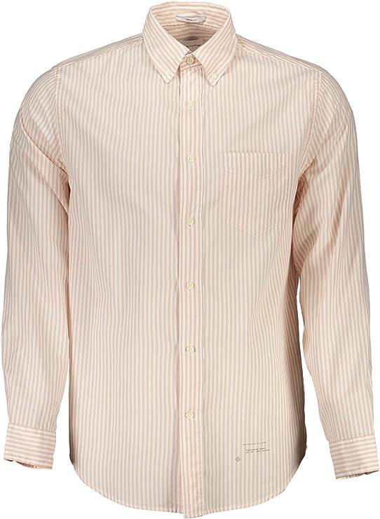 GANT 1801.3083130 - Camisa de manga larga: Amazon.es: Ropa y ...
