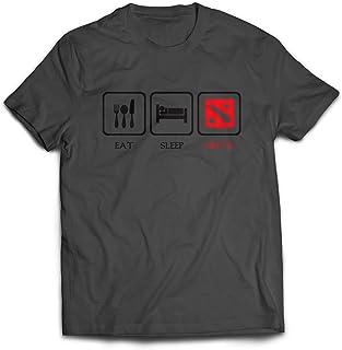 Revel Shore Eat Sleep Dota T-Shirt