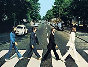 LUHSICE 5D Diamond Painting Large, The Beatles, 70x90cm