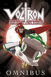 Voltron, Defender of the Universe Omnibus