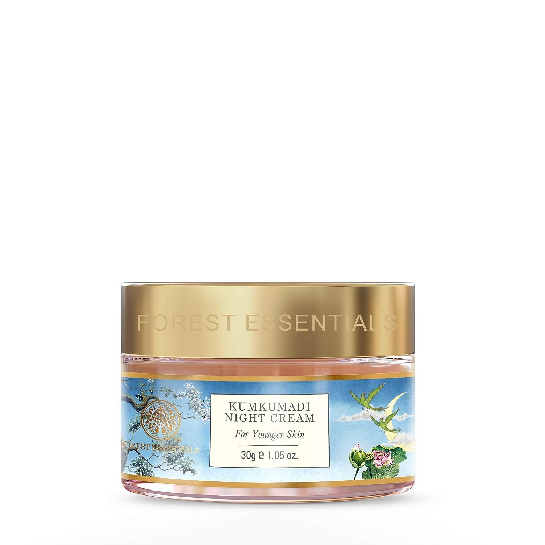 Forest Essentials Night Ranking TOP8 Cream Keram Industry No. 1 30g Kumkumadi