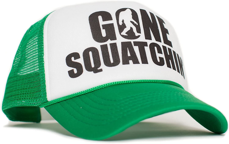 Gone Max 52% OFF Squatchin' Unisex-Adult Hat Trucker Cheap