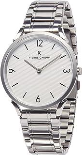 Pierre Cardin Mens Analogue Quartz Watch Pigalle Stripes