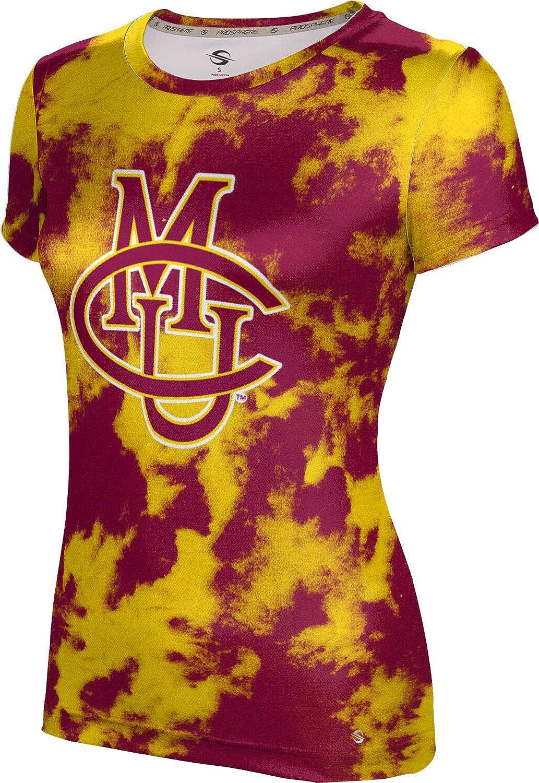 ProSphere Colorado Mesa University Girls' Performance T-Shirt (Grunge)