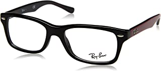 Ray Ban Kinder Korrektionsbrille RY1531 Top Black on Transparent