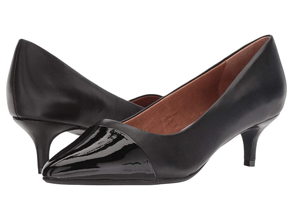 Sudini Brees (Black Glove/Patent) Women