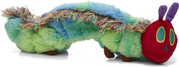 World of Eric Carle, The Very Hungry Caterpillar Butterfly Reversible Stuffed Animal Plush Toy, 13 Inches