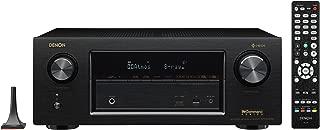 Denon - AVR-X3400H 7.2-Channel AV Surround Receiver