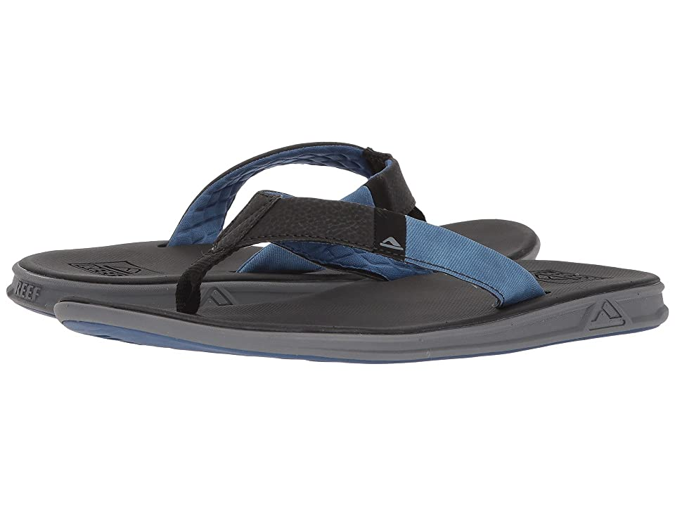Reef Slammed Rover (Black/Blue) Men