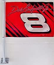 Dale Earnhardt Jr Car Flag