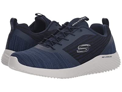 SKECHERS Bounder (Navy) Men