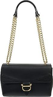 حقيبة كتف للنساء من ناين ويست - لون اسود