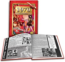 1970 What A Year It Was: 50th Birthday or Anniversary Hardcover Coffee Table Book PDF