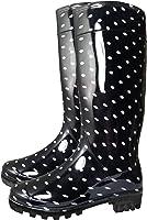 SUGAR ISLAND®Ladies Womens Wellies Snow Rain Festival Wellington Boots Size UK 4, 5, 6, 7, 8