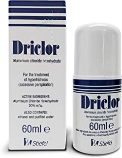 Driclor Antiperspirant Roll on 75ml by Driclor