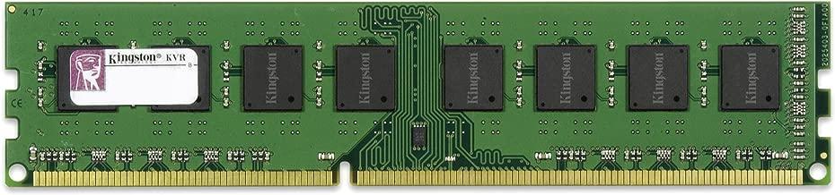Kingston ValueRAM 1GB 1333MHz DDR3 Non-ECC CL9 DIMM Desktop Memory