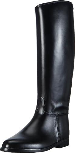 HKM Bottes d'équitation Homme Standard avec Fermeture éclair XL