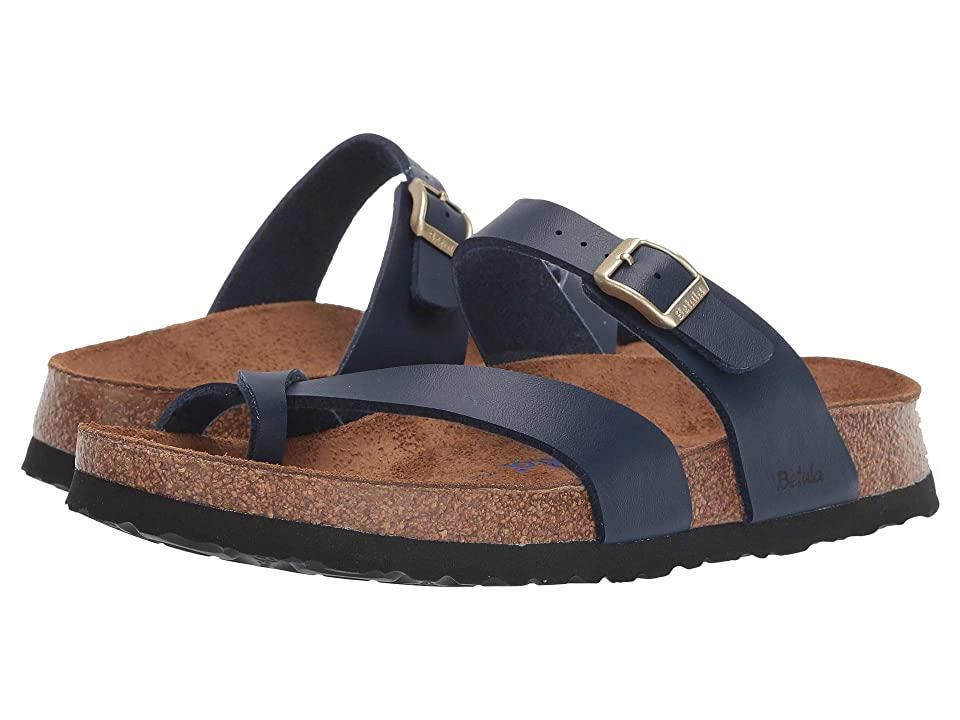 Betula Licensed by Birkenstock Mia Soft (Navy Birko-Flortm) Women