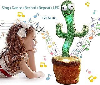 لعبة الصبار الراقص من هاويا، تتضمن 120 اغنية موسيقية، تغني وترقص وتسجل وتكرر ما تقوله، العاب تعليمية، الطفولة المبكرة، هدي...
