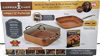 Copper Chef 4-Piece 11