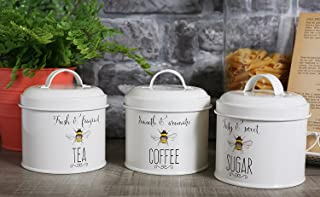 Best bee canister set Reviews