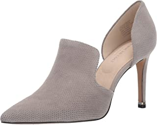 Kenneth Cole New York Womens Riley 85 DRS Loafer 2 Pointed Toe Pump Grey Size: 8 US / 8 AU