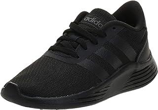 adidas Lite Racer 2.0 K, Unisex Kids' Road Running Shoes, Black (Core Black/Grey Six), 33 EU