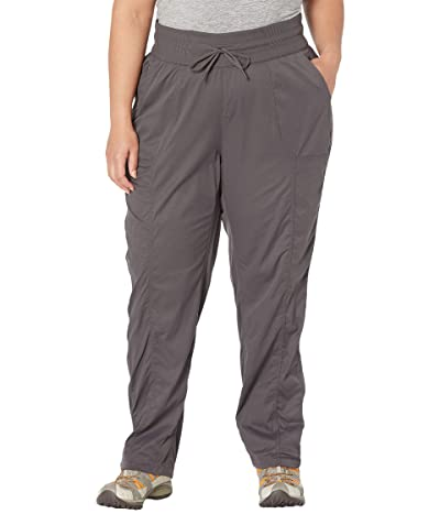 The North Face Plus Size Aphrodite Motion Pants (Graphite Grey) Women