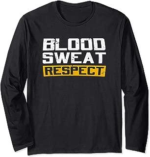 Best blood sweat respect long sleeve Reviews
