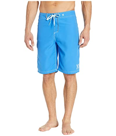 Hurley One Only Boardshort 22 (Fountain Blue) Men