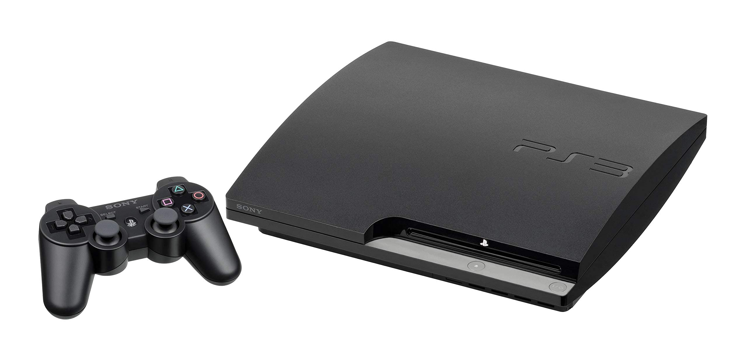 Playstation 3 160GB CECH-3001A, Console Only (Renewed)